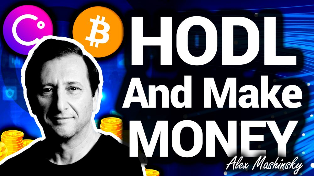 Unbanking The Banked With Alex Mashinsky (Celsius Network)