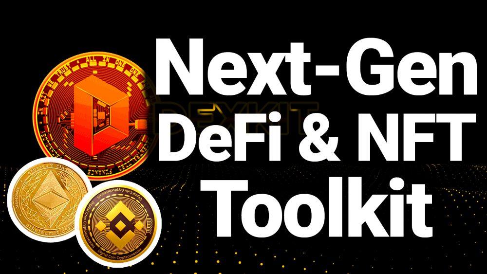Turnkey DeFi, DEX, & NFT Marketplace