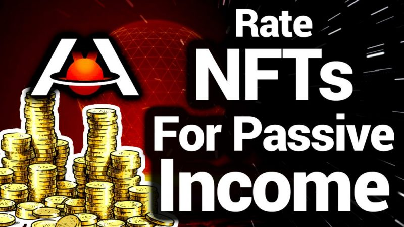 Stake & Rate NFTs To Mine DeFi Rewards