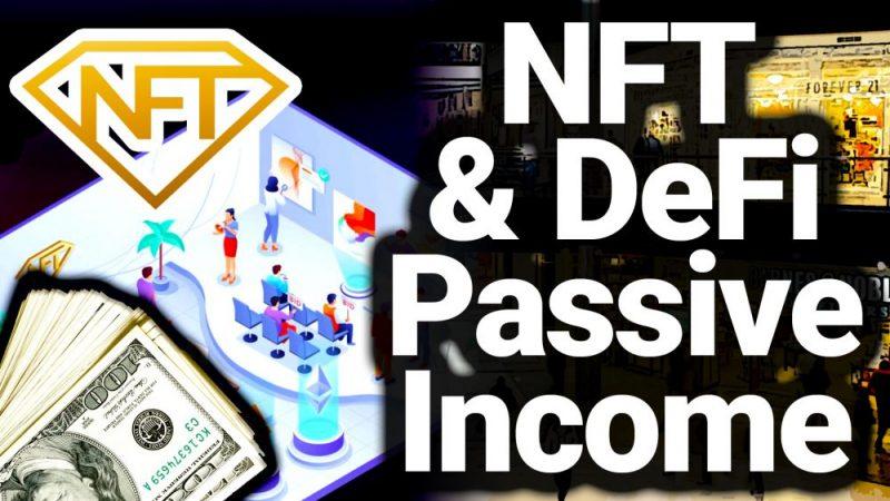 Physical + Digital NFTs Meet DeFi For Passive Gains
