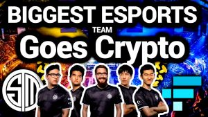 Crypto Exchange Partners With Biggest Esports Team (Bullish For NFTs)