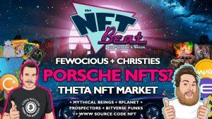 The NFT Beat - Porsche NFTs?, FEWOCiOUS at Christies, Marvel NFT market, Quidd scam