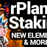 rPlanet NFT Staking & Passive Income (New Elements & Upcoming Collections)