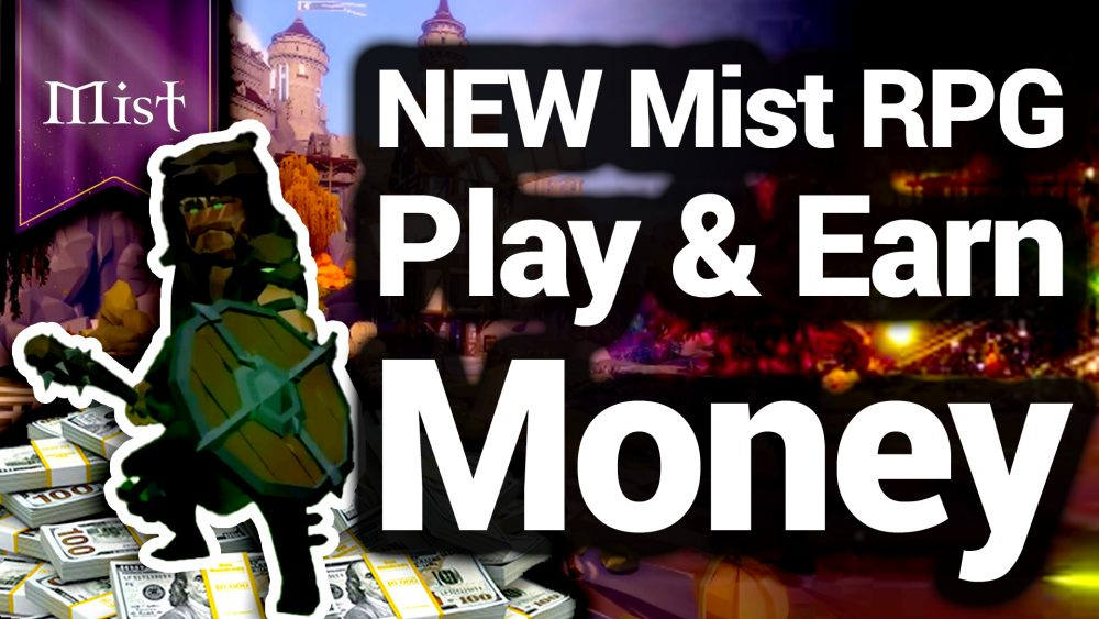 Mist NFT Game - RPG Coming To Binance With Play To Earn Rewards