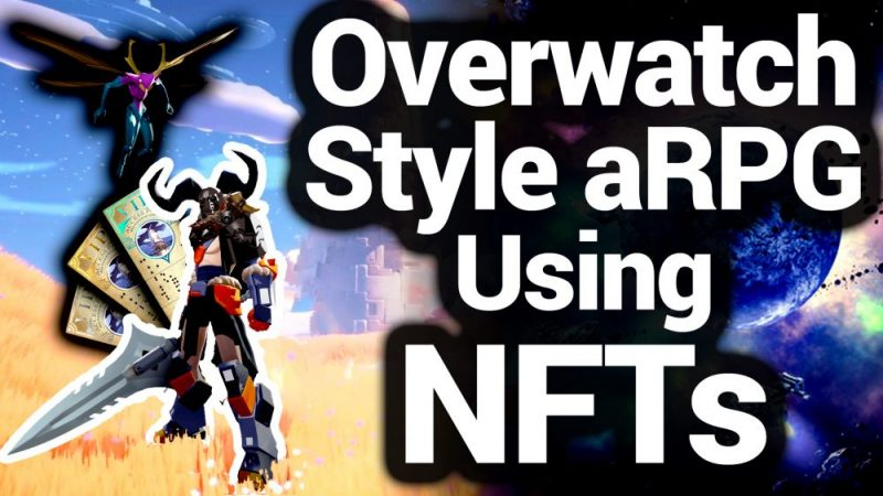 This New Action RPG Is a Fortnite NFT Game