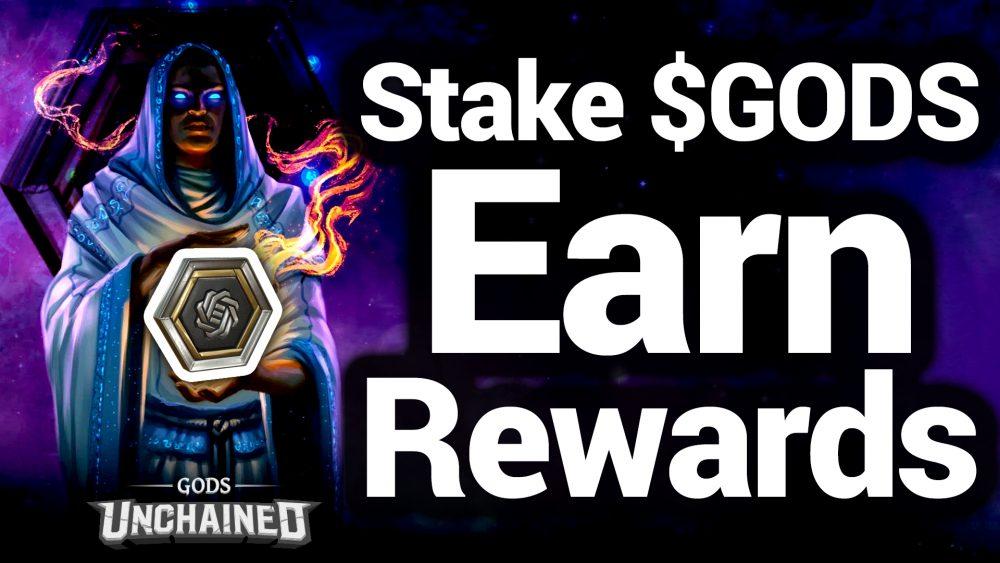 Earn Gaming Rewards With $GODS Token (Airdrop Details!)