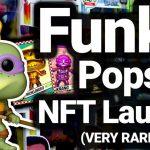 Funko Pops NFTs Launch On WAX (Teenage Mutant Ninja Turtles)