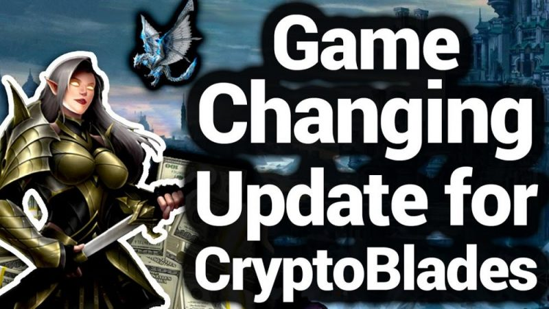 CryptoBlades NFT Game HUGE Update (Will You Make More Money?)