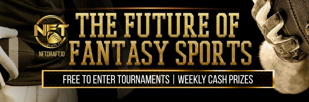 Fantasy Football NFT cryptocurrency game draft