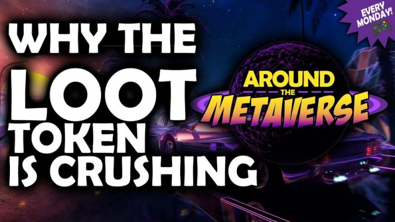 Around The Metaverse - LOOT NFT Project The Future?
