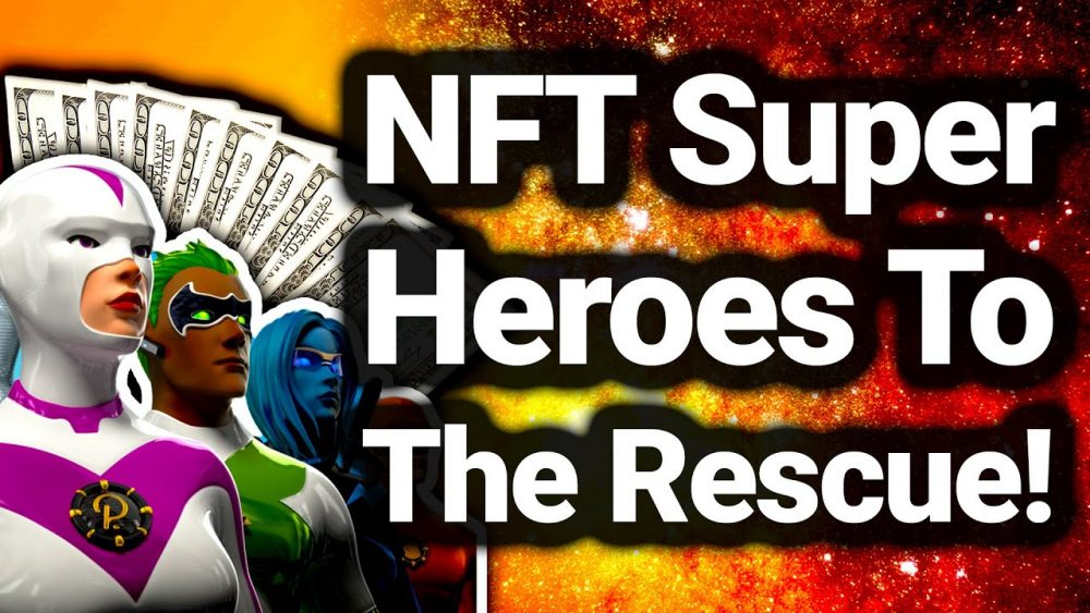 Super Hero 3D NFT Avatars 5x Opportunity