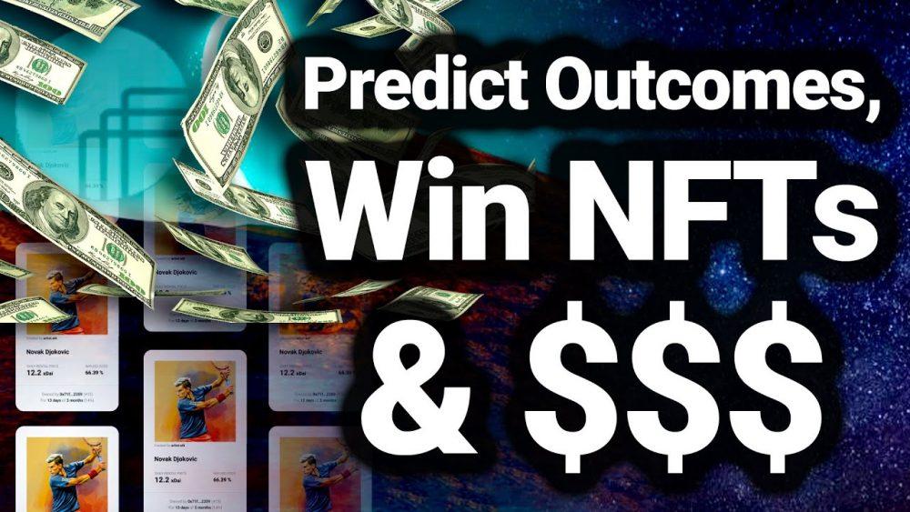 NFT Based Prediction Market With BIG Prizes