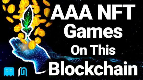 This NFT Blockchain Is A Hidden Gem