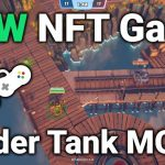 NEW NFT Game Spider Tank MOBA - FIRST LOOK (NFT GAME GRIND)