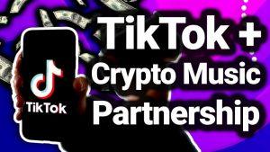 Crypto Music Platform Audius Gets TikTok Partnership
