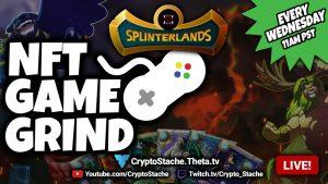 Splinterlands - NFT Game Earn $$$ Playing (NFT GAME GRIND)