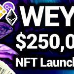 Cross-Chain NFT Marketplace $250,000 Launchpad + HUGE Partnership