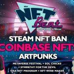 The NFT Beat - Coinbase NFT Marketplace, EPIC Embraces NFTs, Art Punks, Sol Chicks
