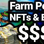 NFT DeFi Yield Farm Game + Earn REAL Pearls!