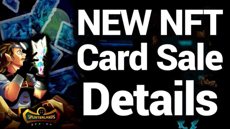 Splinterlands NFT Game CHAOS LEGION Sale Full Details