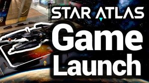 HUGE Updates For Star Atlas - Game Launch, New Ships, Land Sale!