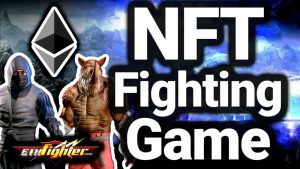 Mortal Kombat Style NFT Game