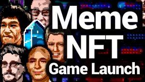 Meme NFT Game! Immortalize Your Fav Memes As NFTs